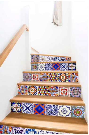 Picture of Stair Decoration No.2