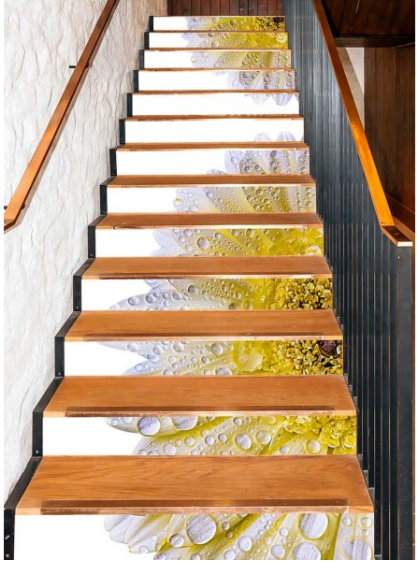 Picture of Stair Decoration No.3