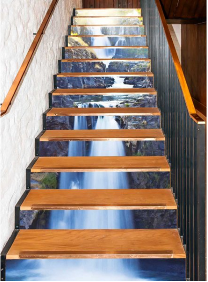 Picture of Stair Decoration No.10